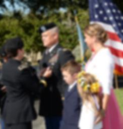 MAJOR L. Nicholas Smith, US Army Retirment Ceremony