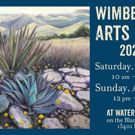 Postponed- Wimberley Arts Fest 2020