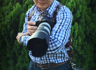 Julius Chan, visiting artist, photographer