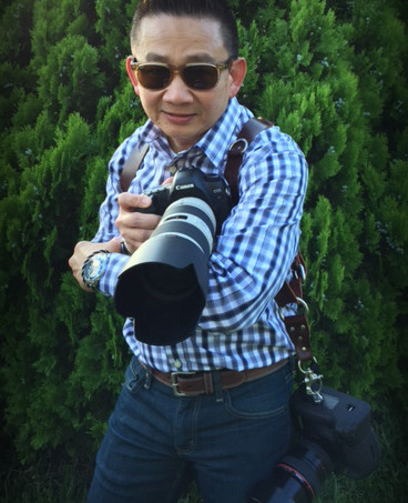 Julius Chan, visiting artist, photographer