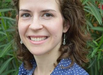 Hannah Morales, visiting artist, jewelry design