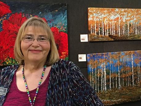 The art of Linda Calvert Jacobson~