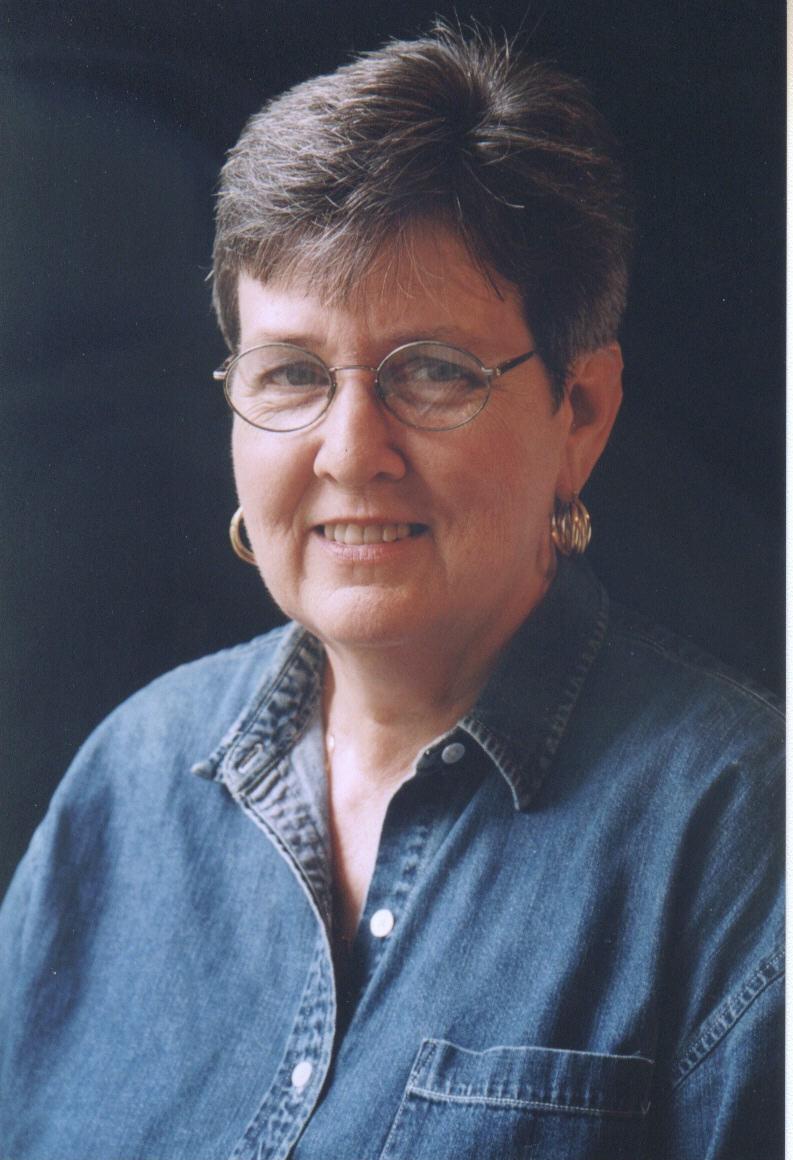 Patty Thomas, artist from Ingram, Texas