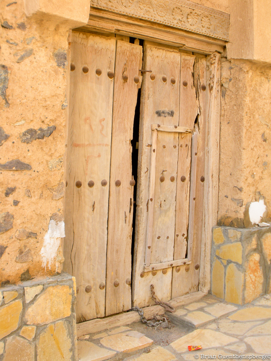 Door in Oman sample 2