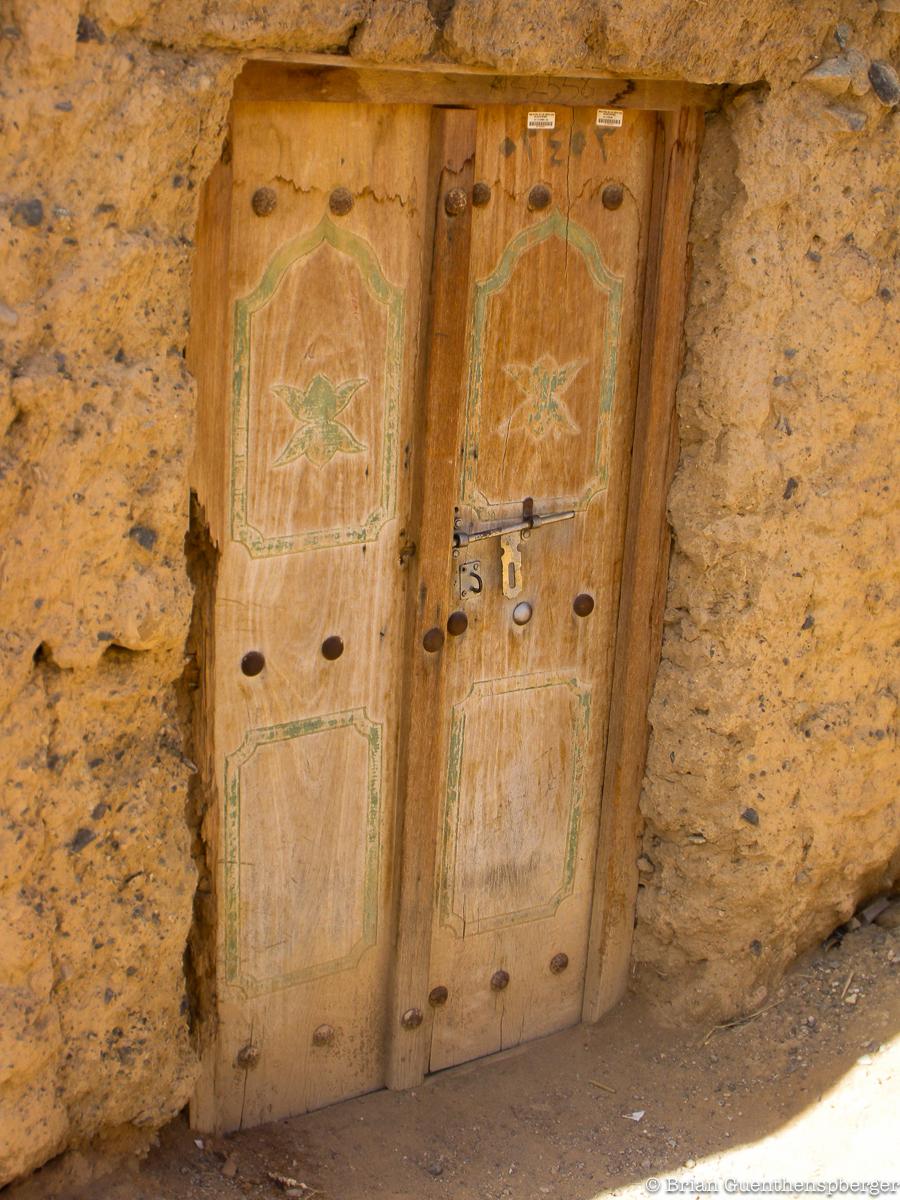Door in Oman sample 1