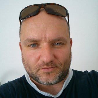 Dusan Krivsky, visiting artist, oil painter