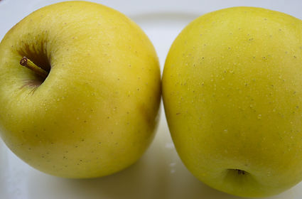 Photo of Golden Delicious Apples by Yvette Smith