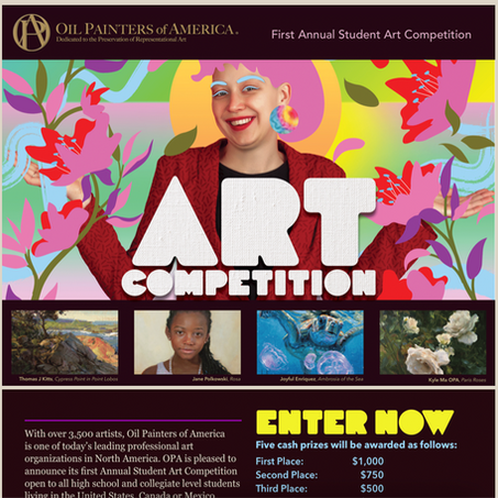 Art Competition for Students