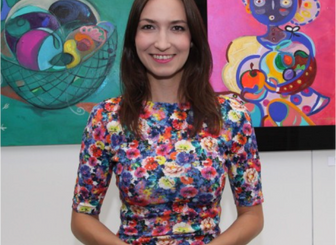 Introducing our new visiting artist, Lucie Gelemová