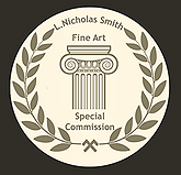 Special Commission Gallery   L. Nicholas Smith Fine Art   Texas