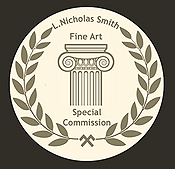 Special Commission Gallery | L. Nicholas Smith Fine Art | Texas