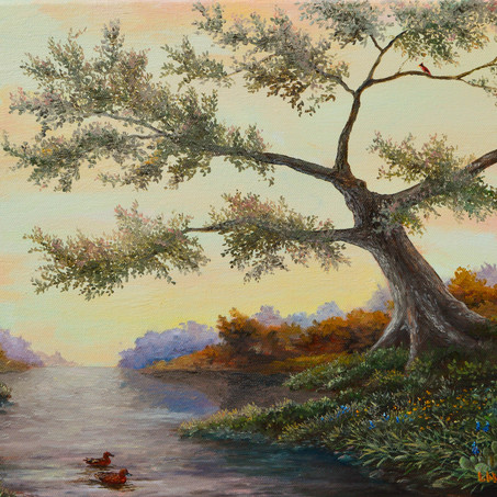 What is a Tonal Painting?