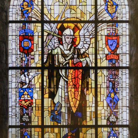 St. Michael, Patron Saint of Paratroopers