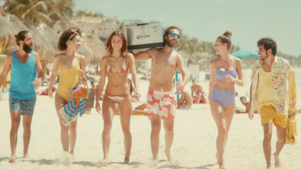 Corona - Cooler