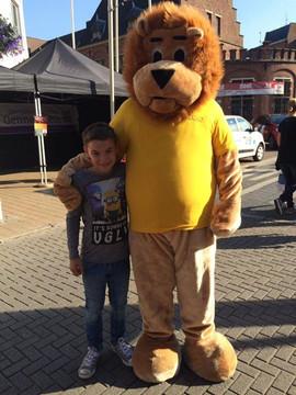 Fan van de leeuw