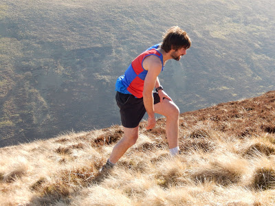 Andy Cox at Chapelgill 2016