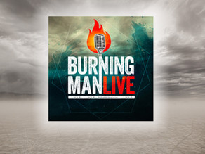 Catch me on the Burning Man LIVE podcast!