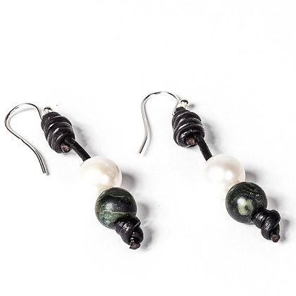 Midnight Ripple Earrings