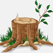Tree Stump removal icon