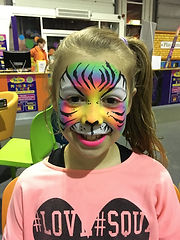 Snap Parties Face Painting Sussex