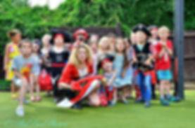 Pirate Children's Entertainer Sussex Surrey London