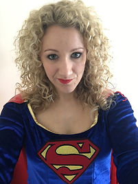 Superhero children's entertainer Suxxex Surrey London