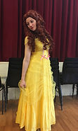 Belle Princess Entertainer Sussex