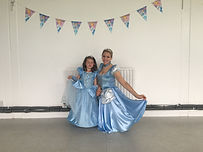 Cinderella Princess entertainer Sussex Surrey London Snap Parties
