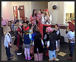 Pirate Children's Entertainer Sussex Surrey London
