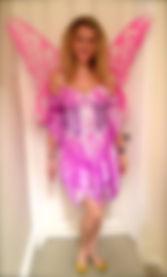 Fairy entertainer Sussex Surrey London Snap Parties