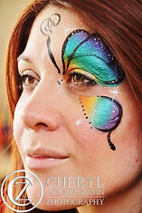 Snap Face Painting Sussex Surrey London