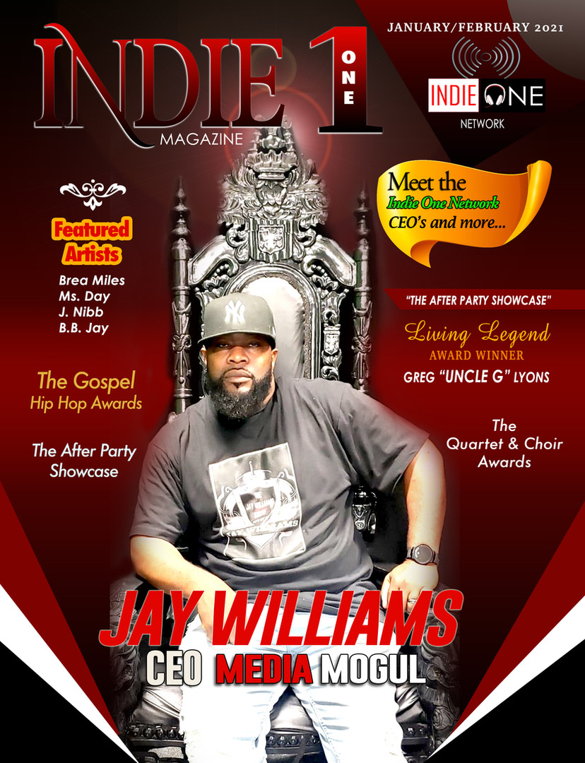 Indie One Network Magazine