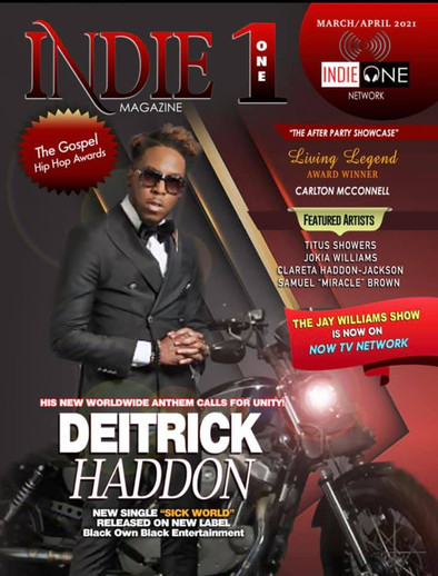 Our Spring Edition March/April 2021