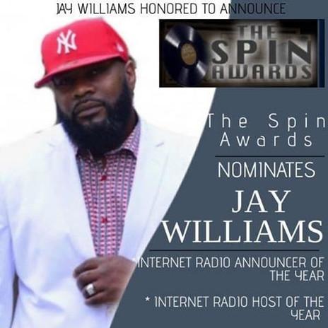 Spin Awards 7 Categories