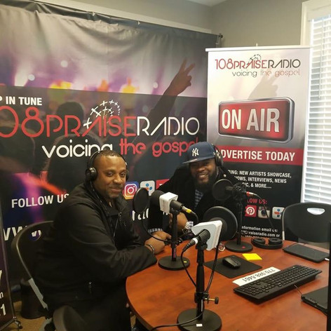 The Jay Williams Show and Indie One Radi