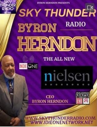Byron D Herndon