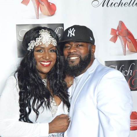 Me & my sexy wife for life Michelle E Williams