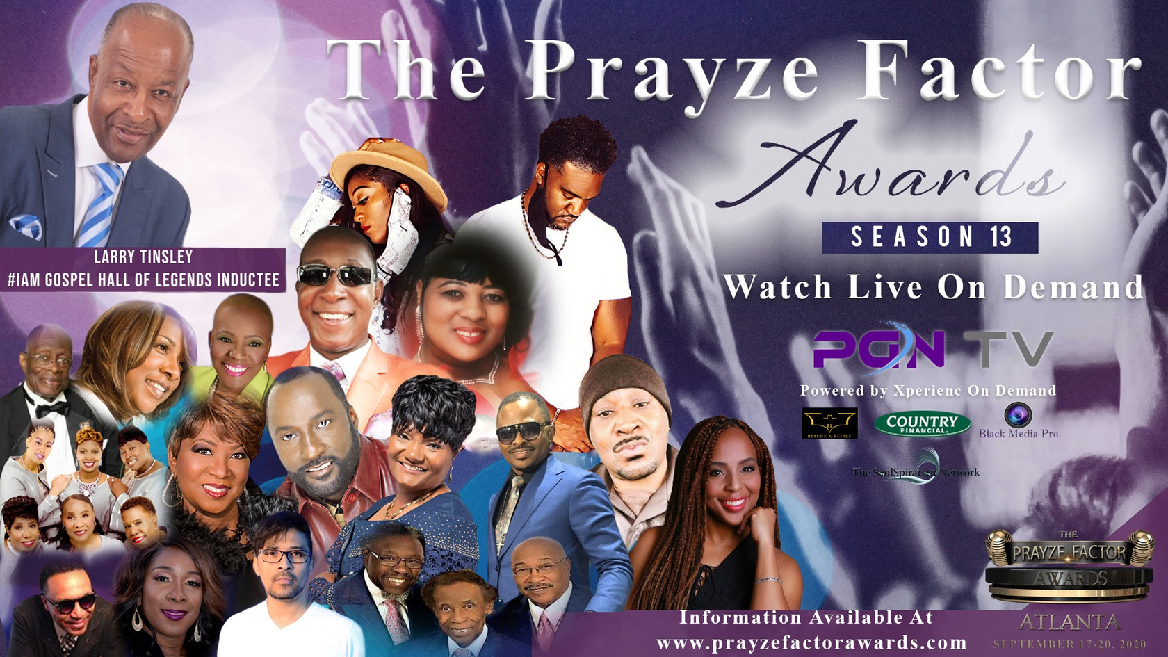 Prayze Factor Awards 2020