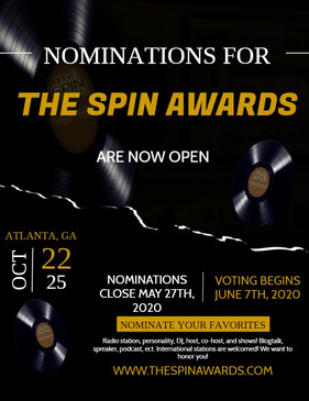The Spin Awards.