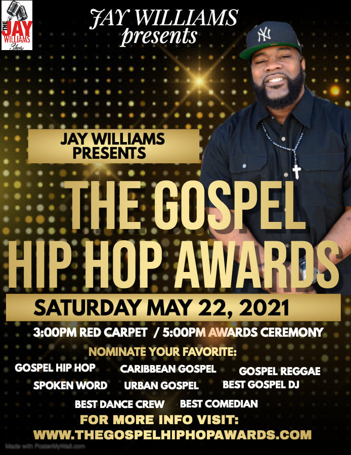 Gospel Hip Hop Awards 2021