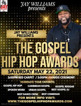 Gospel Hip Hop Awards 2021