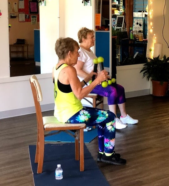 Zumba® in the Chair