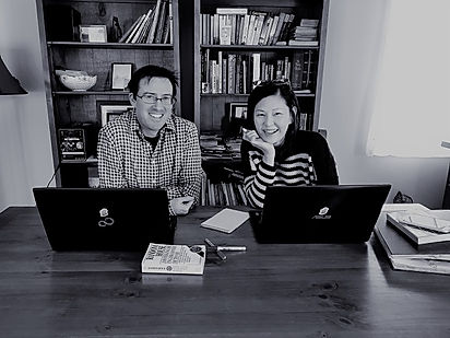 Professional Japanese Translators UK, Mitsuko Miyake Nelan, Tom Nelan