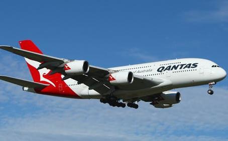 Qantas und der erste müllfreie Flug