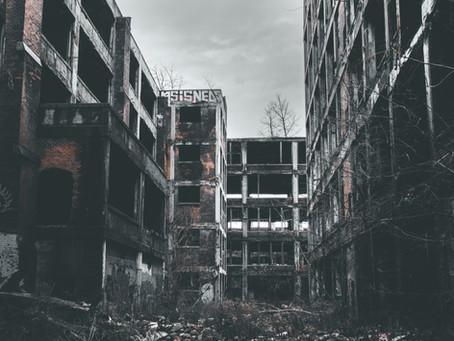 E se o Racismo fosse um prédio?  – IMPLODIR É PRECISO!