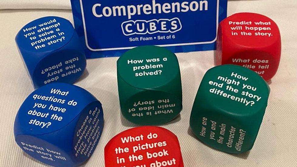 Cubos reading comprehension