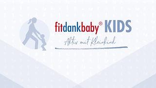 fitdanbkaby® Kids - Fitness mit Kleinkinder, Kinder