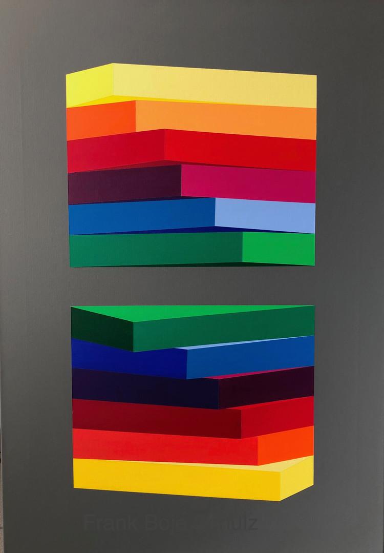 Räumliche Farbstellung      2020