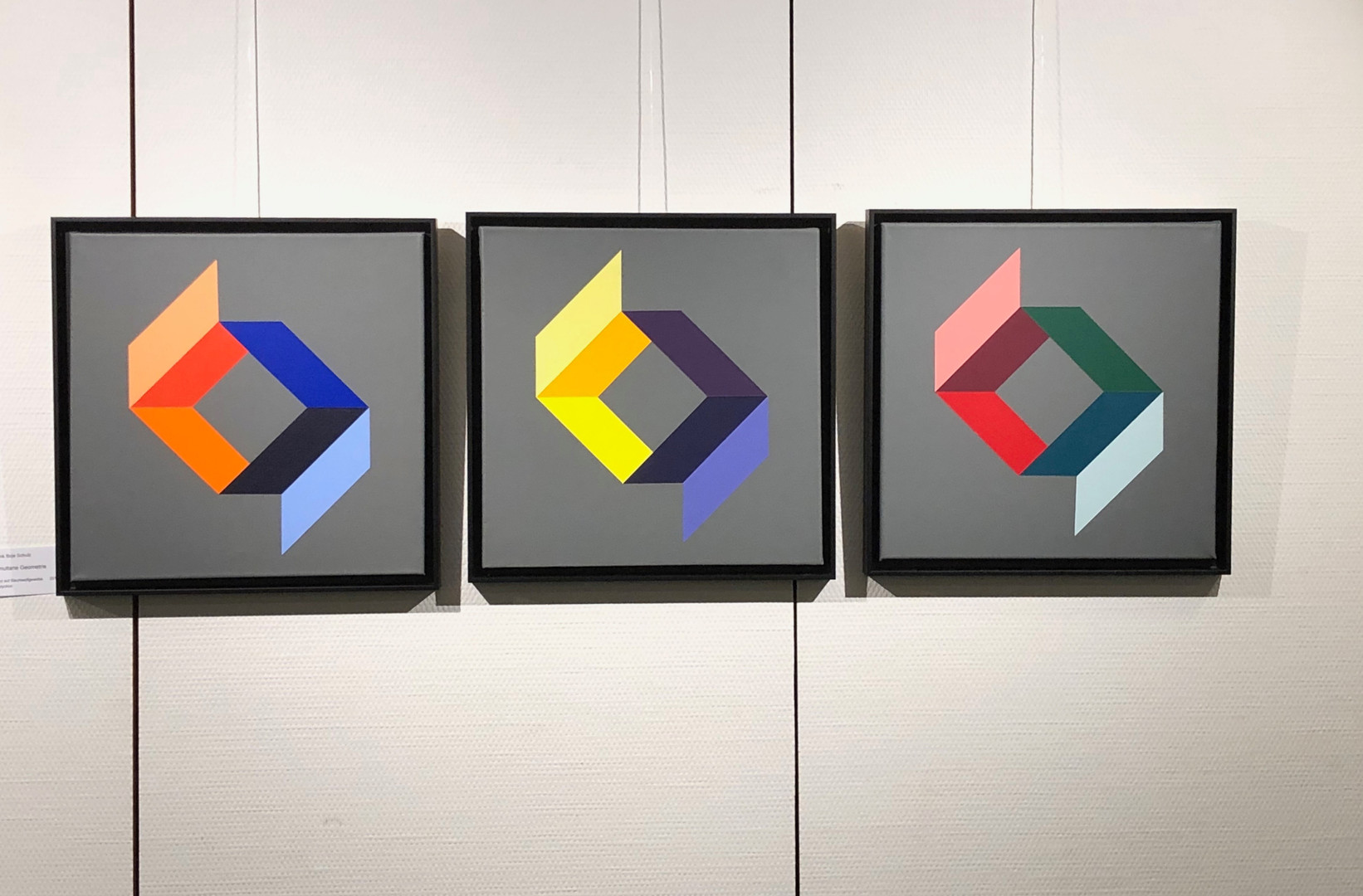 Simultane Geometrie      2019