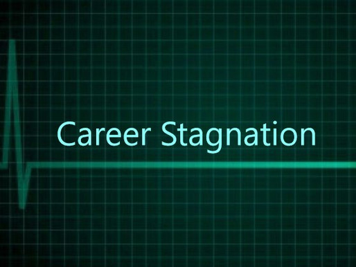 How do I beat career stagnation?